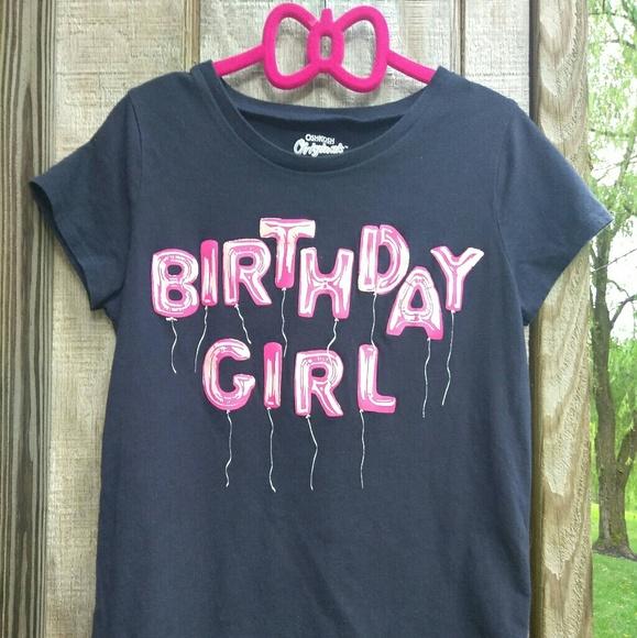 OshKosh Bgosh Birthday T Shirt